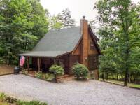 The Potters House Cabin Rental